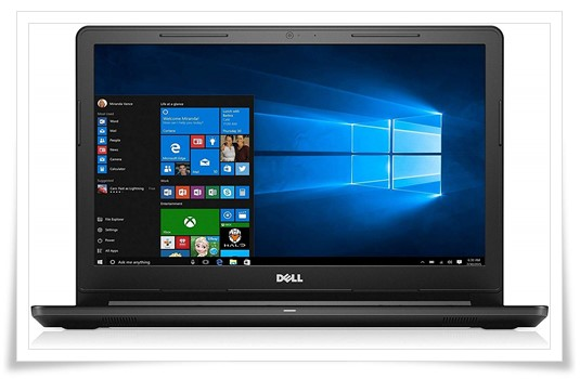 Dell Vostro 3000 Core i5 7th Gen 3568 Laptop 15.6 inch laptop - Best Laptop Under 50000