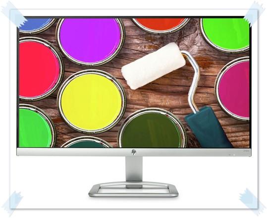 HP 24EA 23.8 inch Edge to Edge LED Monitor - best monitor under 15000, best gaming monitor under 15000, best 24 inch monitor under 15000, best monitor under 15k