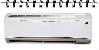 Haikawa 1.0 Ton 3 Star Split AC - HIK-12CAK3 - best ac under 25000, best split ac under 25000, best window ac under 25000