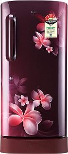 LG 215 L 4 Star - best refrigerator under 20000, best refrigerator in india under 20000, best double door refrigerator under 20000