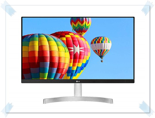 LG Borderless 24MK600M-B.ATR 24-inch Full HD IPS Monitor - best monitor under 15000, best gaming monitor under 15000, best 24 inch monitor under 15000