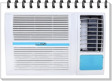 Lloyd 1 Ton 3 Star Window AC - LW12A3F9 - best ac under 25000, best split ac under 25000, best window ac under 25000