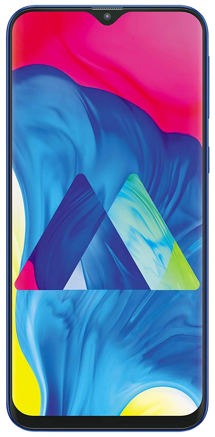 Samsung Galaxy M10 - best phone under 12000, best mobile under 12000