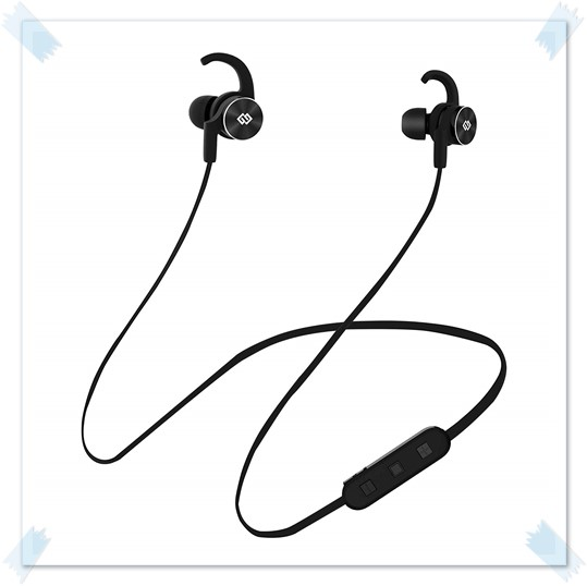 TAGG Impulse Wireless Bluetooth Earphone with Mic - best earphones under 2000, best bluetooth earphones under 2000, best wireless earphones under 2000