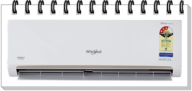 Whirlpool 1 Ton 3 Star Split AC - 1.0T MGCL DLX 3S COPR  - best ac under 25000, best split ac under 25000, best window ac under 25000