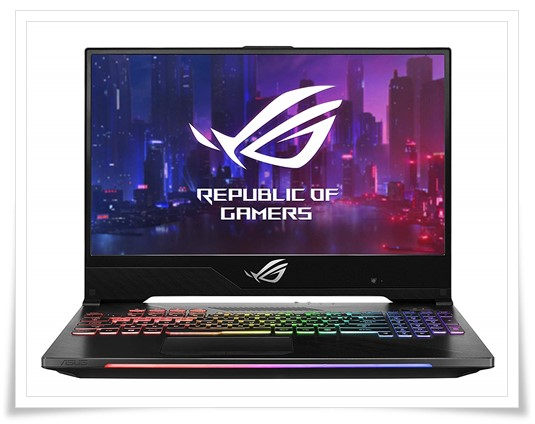 ASUS ROG Strix Hero II GL504GV-ES034T 15.6-inch Gaming Laptop - best laptop under 200000, best gaming laptop under 200000, best laptop under 200000 2020