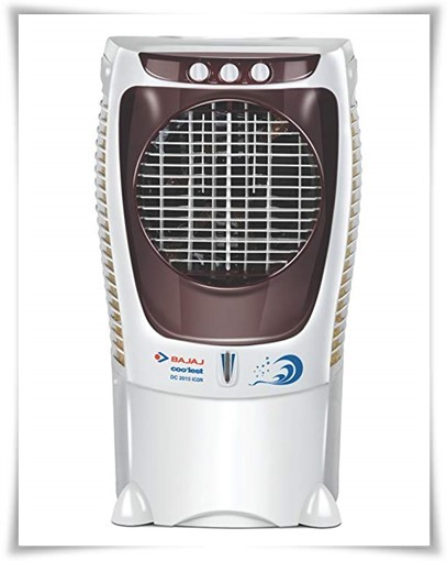 Bajaj DC2015 43 Ltrs Room Air Cooler - best air cooler below 10000, best air cooler below 8000, best air cooler below 10000 2019