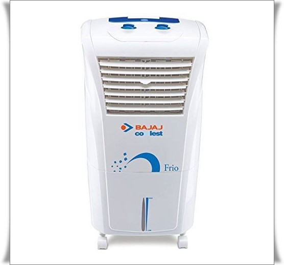 Bajaj Frio 23 Ltrs Personal Air Cooler - best air cooler under 5000, best budget air cooler under 5000, best air cooler under 5000 2019