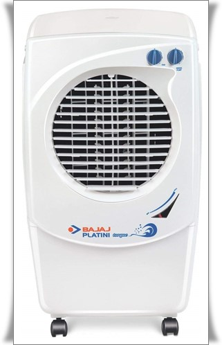 Bajaj Platini PX97 Torque 36 Ltrs Room Air Cooler - best air cooler under 5000, best budget air cooler under 5000, best air cooler under 5000 2020