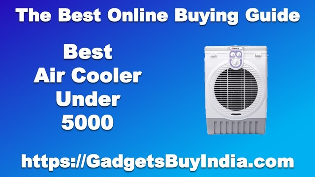 Best Air Cooler Under 5000
