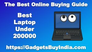 Best Laptop Under 200000