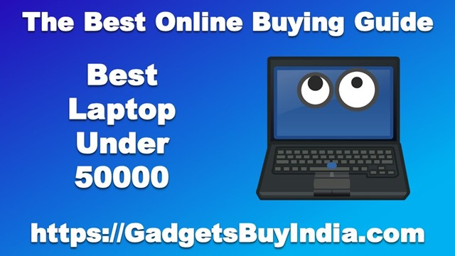 Best Laptop Under 50000