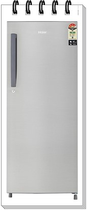 Haier 220 L 4 Star Direct Cool Single Door Refrigerator