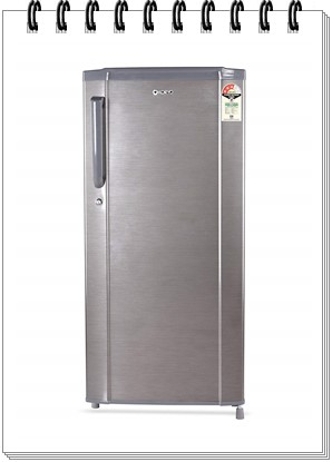 Koryo 190 L 3 Star Direct Cool Single Door Refrigerator