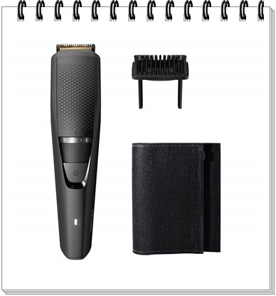 Philips BT3215-15 Cordless Beard Trimmer - best trimmer under 2000, best trimmer under 2000 in 2019, best trimmer under 2000 rs