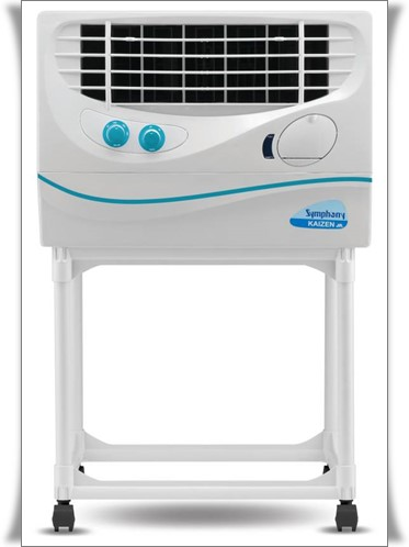 Symphony Kaizen Jr. 22-Litre Air Cooler - best air cooler under 5000, best budget air cooler under 5000, best air cooler under 5000 2019