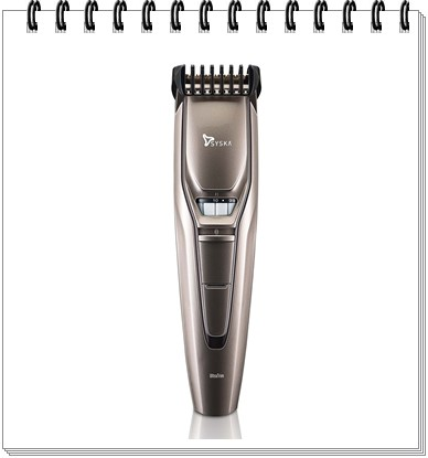 Syska HT400 Ultra Trim Beard Trimmer - best trimmer under 2000, best trimmer for men under 2000, best trimmer under 2000 rs in 2020