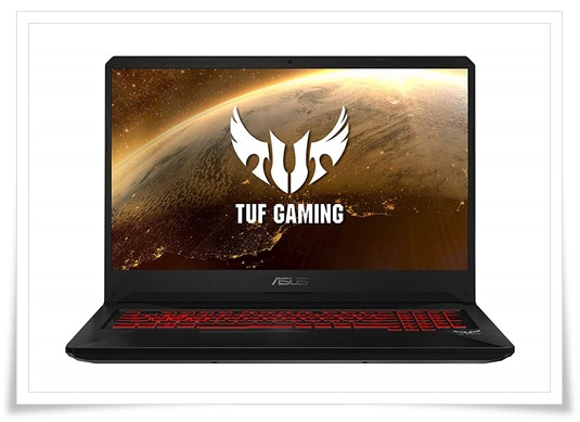ASUS TUF Gaming FX705DY-AU027T 17.3-inch Laptop - laptop under 60000