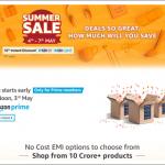 Amazon Summer Sale 2019 Top Gadgets Deals & Discounts 2019