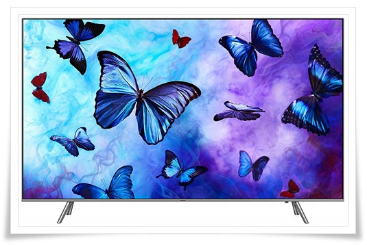 Samsung 55 Inches QA55Q6FN Q Series 4K UHD QLED Smart TV