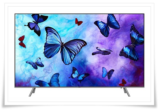 Samsung 65 Inches QA65Q6FNAK Q Series 4K UHD QLED Smart TV