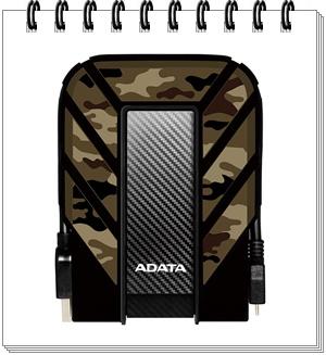 ADATA HD710M Pro 2.5-inch 2TB - external hard drive 2tb, best external hard drive 2tb in india 2020