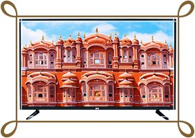 BPL 43 inches Vivid Full HD LED TV T43BF24A