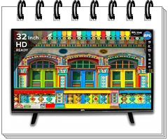 BPL T32BH3A 32-Inch LED TV