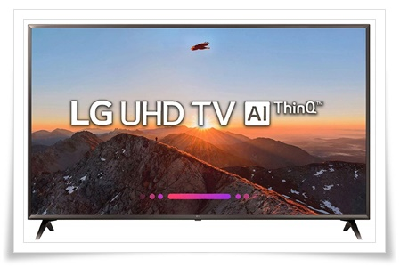 Best 4K 55-Inch LED TV – LG 55UK6360PTE