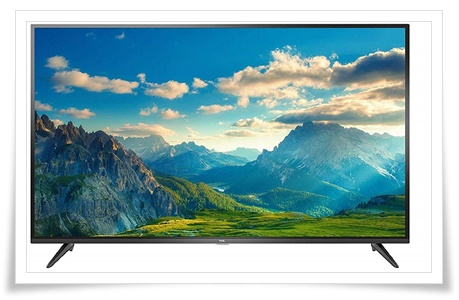 Best 50-Inch LED TV – TCL 50P65US