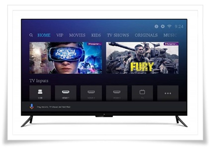 Best 55-Inch LED TV – Mi LED TV 4 Pro