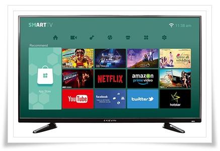 Best Budget 40-inch LED TV - Kevin Smart TV KN40S