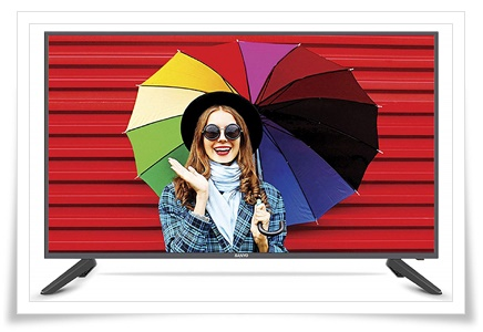 Best Budget 43-Inch FHD LED TV – Sanyo XT-43S7300F