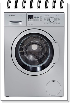 Bosch 7 kg Fully-Automatic Front Loading Washing Machine - best washing machine under 30000, best washing machine under 30000 in india 2020, best washing machine under 30000 rs