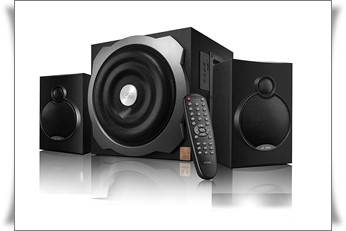 F&D A521X 2.1 Channel Multimedia Bluetooth Speakers