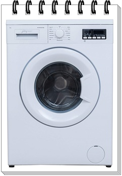 Godrej 6 kg Fully-Automatic Front Loading Washing Machine