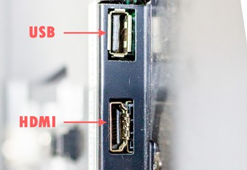 HDMI Vs USB