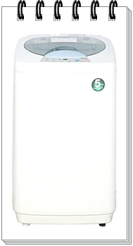 Haier 5.8 kg Fully-Automatic Top Loading Washing Machine