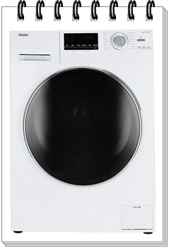 Haier 6 kg Fully-Automatic Front Loading Washing Machine - best washing machine under 30000, best washing machine under 30000 in india 2020, best washing machine under 30000 rs