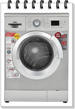IFB 6.5 kg Fully-Automatic Front Loading Washing Machine - best washing machine under 30000, best washing machine under 30000 in india 2020, best washing machine under 30000 rs