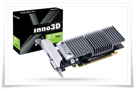 Inno3D GT 1030 2GB PCI Express Graphic Card