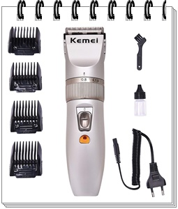Kemei Km-27C Rechargeable Professional Beard Trimmer