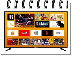 Kevin 55 inches 4K UHD LED Smart TV KN55UHD-PRO