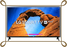 LG 43 Inches Full HD LED Smart TV 43LK5760PTA