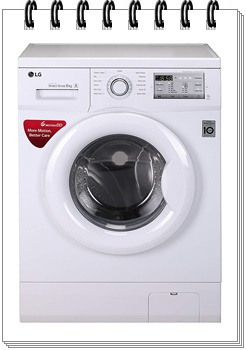 LG 6 kg Inverter Fully-Automatic Front Loading Washing Machine - best washing machine under 30000, best washing machine under 30000 in india 2019, best washing machine under 30000 rs
