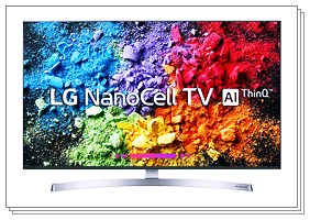 LG 65 Inches 4K UHD LED Smart TV 65SK8500PTA