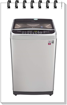 LG 8.0 kg Inverter Fully-Automatic Top Loading Washing Machine - best washing machine under 30000, best washing machine under 30000 in india 2019, best washing machine under 30000 rs