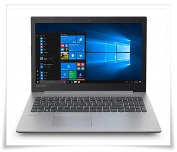 Lenovo Ideapad 330E 15.6-inch Laptop