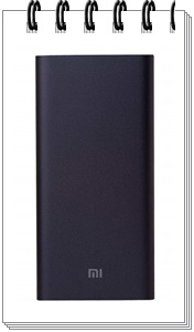 Mi 10000 mAh Li-Polymer Power Bank 2i (Black)