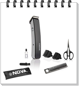 Nova NHT - 1047 Pro Trimmer for Men